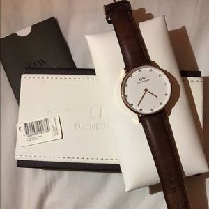Daniel Wellington Classy St Mawes Rose Gold Watch